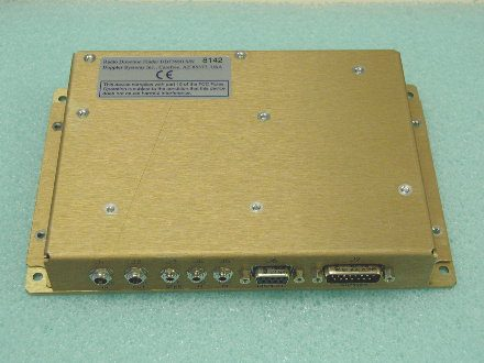 processor for series 5900 direction finders